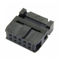 IDC Female Connector 2x5 Pin