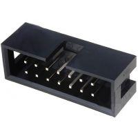 IDC Male Connector 2x7 Pin