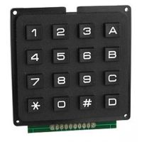 Keypad Matrix 4x4