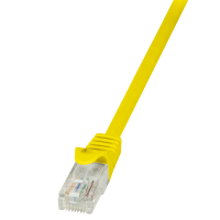 Patch UTP Cable 2.0m Yellow