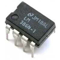 Power Amplifier - LM386
