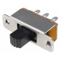 Slide Switch DPDT On-On
