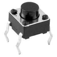 Tact Switch 6x6mm 5mm 4pins
