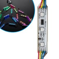 75mm Bars - 12V Digital RGB LED Pixels (Strand of 21)