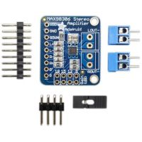 Stereo 3.7W Class D Audio Amplifier - MAX98306