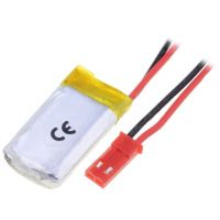 Polymer Lithium Ion Battery - 250mAh