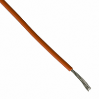 Wire Stranded 0.22mm2 - Orange