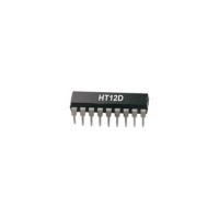HT12D - Remote Control Decoder