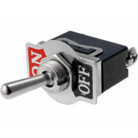 Switch Toggle SPST On-Off (10A/250V)