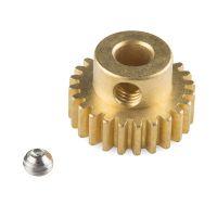Gear - Pinion Gear (24T, 6mm Bore)