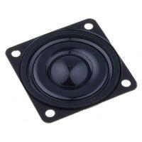 Speaker Miniature 0.5W 8ohm - 40x40x11.5mm