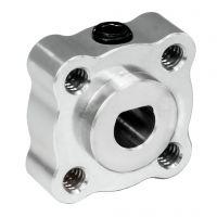 Set Screw D-Hub - 6mm Bore