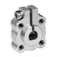 Clamping D-Hub - 6mm Bore