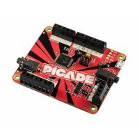 Picade PCB - 3W Amplifier & Arcade Board (ATmega32U4)
