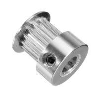 Τροχαλία Χρονισμού Αλουμινίου GT2 - 16 Δόντια - 5mm Διάμετρο