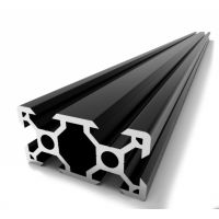 V-Slot 2040 500mm - Black Anodized