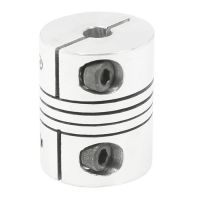 Shaft Coupler Clamping 6.35mm to 8mm