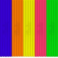 3Doodler FLEXY Strands Super Fruit  25pcs