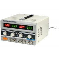 Power Supply Laboratory 3-Channels 0-30V 0-3A (Axiomet)