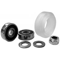 OpenBuilds Extreme Mini V Wheel Kit - Polycarbonate