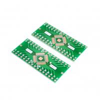 SMT Breakout PCB - QFP32 to DIP32