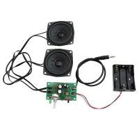 Kitronik 3W Class D Stereo Amplifier