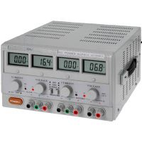 Power Supply Laboratory 3-Channel 0-30V 0-5A (Axiomet)