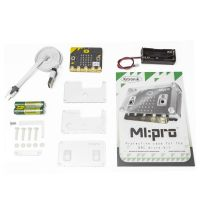 BBC micro:bit with MI:pro Case and Accessories