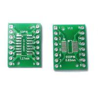 SMT Breakout PCB - TSSOP16 to DIP16