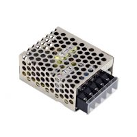 Power Supply Industrial 5V 3A 15W MeanWell - RS-15-5