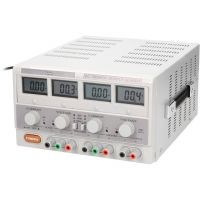 Power Supply Laboratory 3-Channel 0-30V 0-3A (Axiomet)