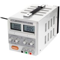 Power Supply Laboratory 1-Channel 0-18V 0-3A (Axiomet)