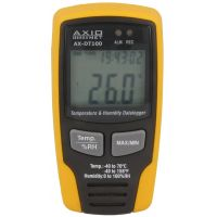 Temperature and Humidity Logger Axiomet AX-DT100