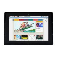 "Pi Display 10.1"" HDMI 1280x800 IPS Capacitive Touchscreen USB"