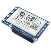 """Pi Display e-Paper 2.7"""" HAT 264x176 (Black-White)"""