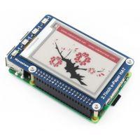 "Pi Display e-Paper 2.7"" HAT 264x176 (Black-White-Red)"