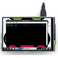 "Pi Display 4"" 480x320 IPS Resistive Touchscreen"