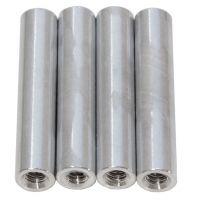 Standoff 6-32 Aluminum - L3.00''-1/4''OD (Pack of 4)