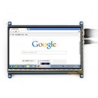 "Pi Display 7"" HDMI 800x480 Capacitive Touchscreen USB"