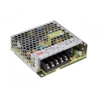 Power Supply Industrial 24V 3.2A 76.8W MeanWell - LRS-75-24