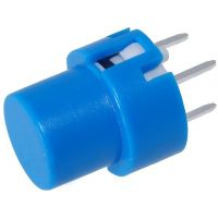 Microswitch SPST-NO Monostable Blue