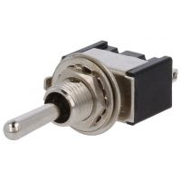 Toggle Switch (ON)-OFF-(ON) SP3T (3A/250V)