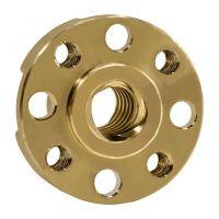 """Lead Screw Nut 8mm Lead 8mm (Pattern 0.770"""")"""