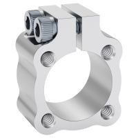 Dual Pinch Bolt Clamping Hub 1/2'' Bore