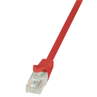 Patch UTP Cable 1m Red