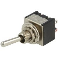 Toggle Switch ON-(ON) DPDT (3A/250V)