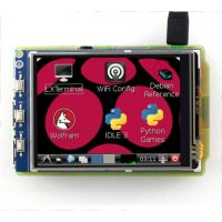 "Pi Display 3.2"" 320x240 Resistive Touchscreen"