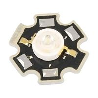 High Power STAR Led 3W - Green