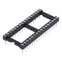 Dip Socket 32 Pin Gold