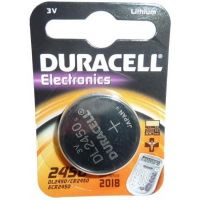 Battery Coin Cell CR2450 Duracell